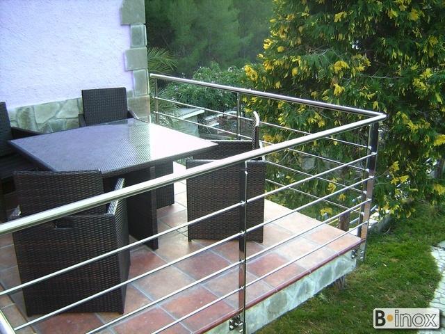 Grupo blamar - Barandilla terraza ...
