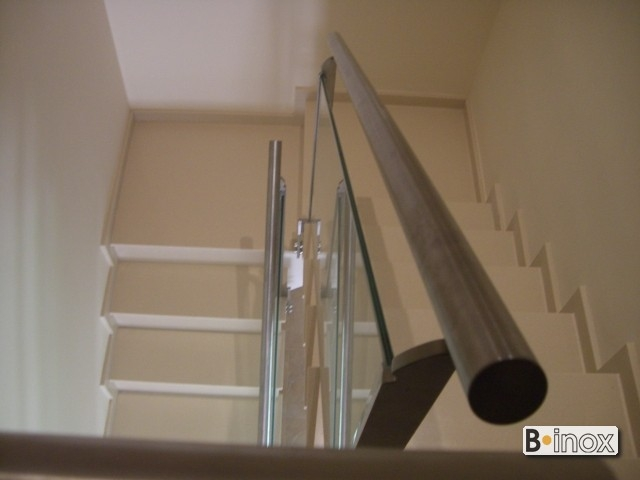 Grupo blamar - Barandilla escalera interior ...